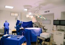 Bloc opératoire A - Clinique Saint-Augustain